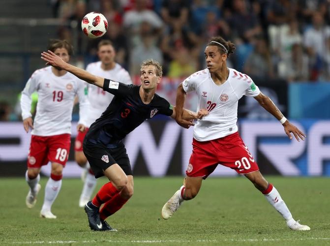 Хърватия - Дания