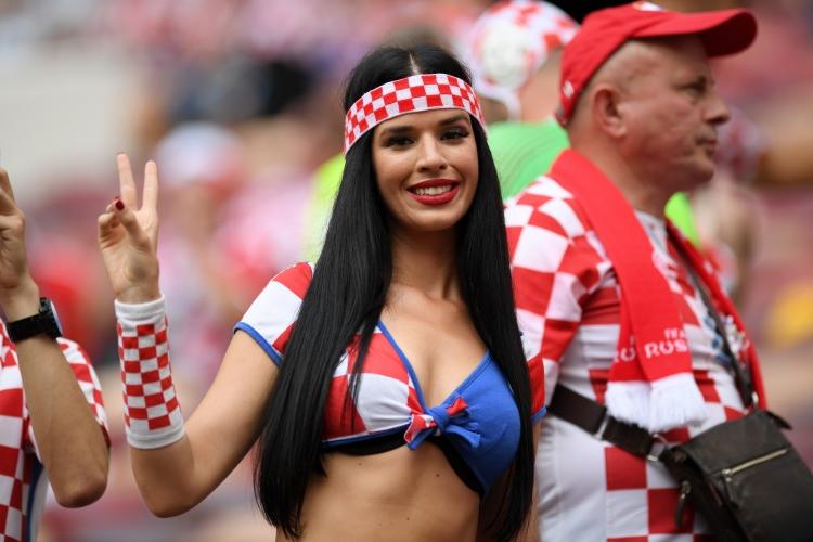 Феновете на Хърватия