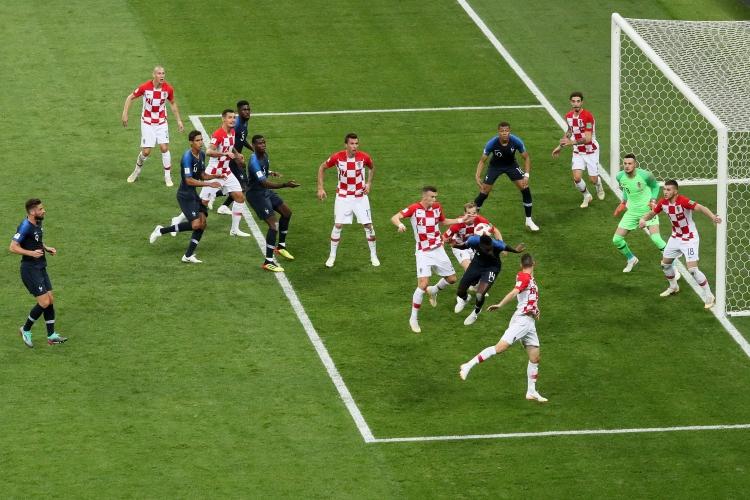 Франция - Хърватия