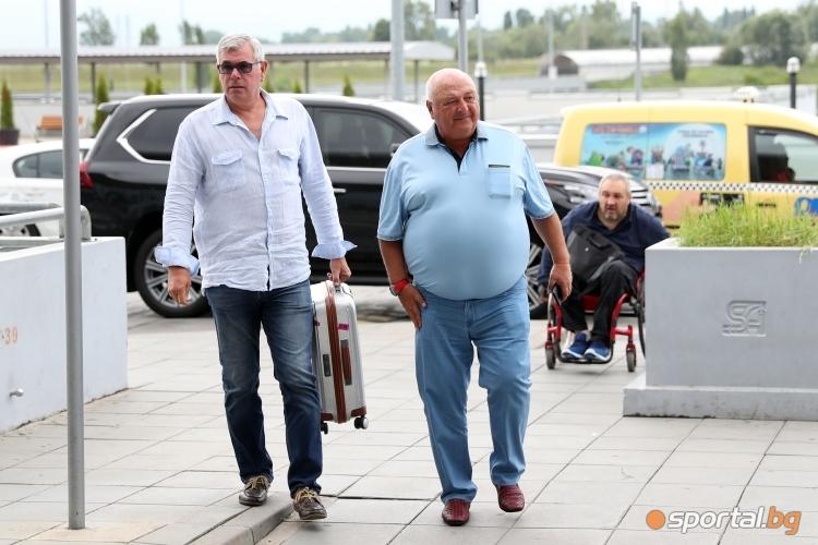 Славия заминаха за Сплит