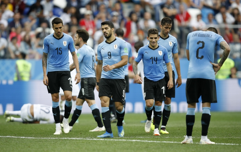 Уругвай - Франция