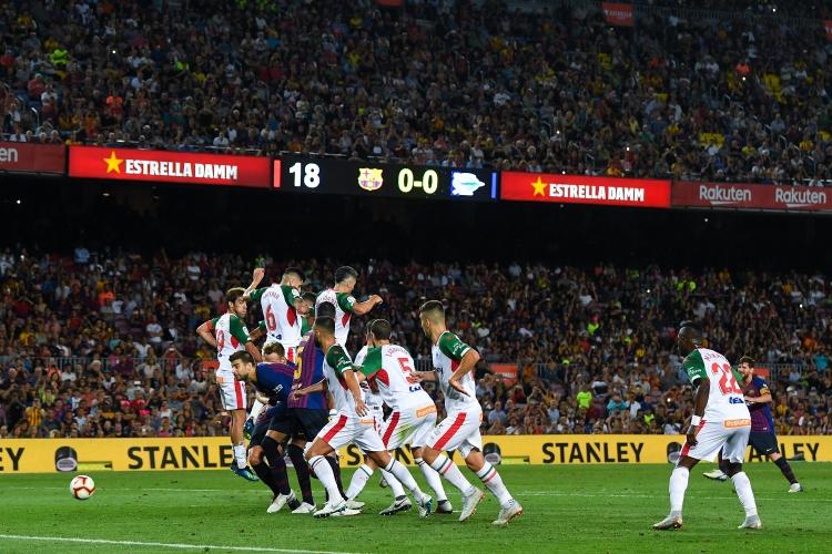 Барселона - Алавес 3:0