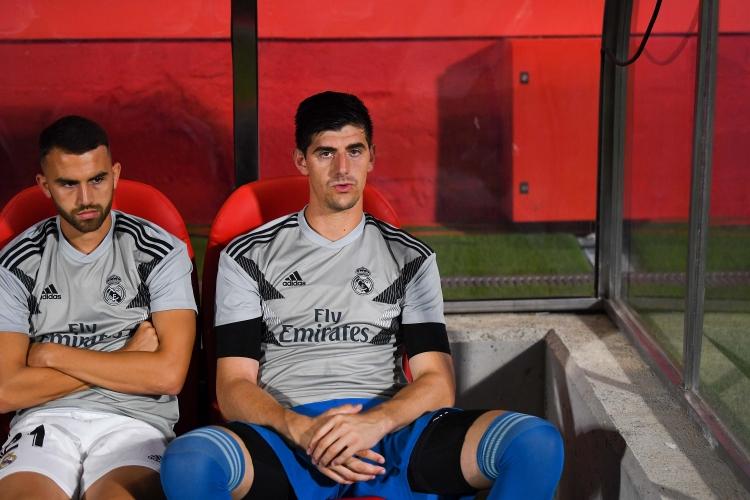 Жирона - Реал Мадрид 1:4
