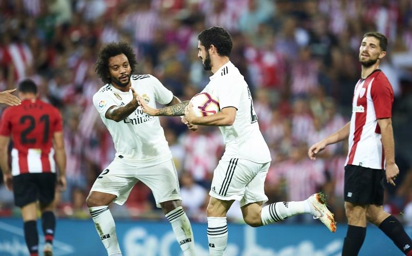 Атлетик Билбао - Реал Мадрид 1:1
