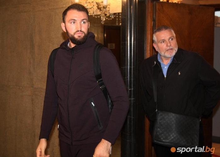 Съперникът на Кобрата Хюи Фюри пристигна в София