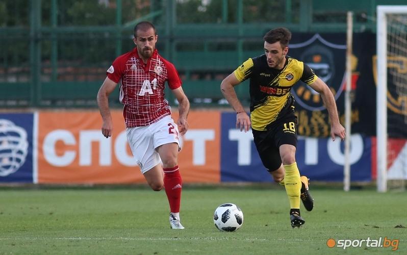 Ботев (Пловдив) - ЦСКА - София