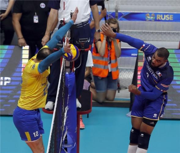 Бразилия - Франция