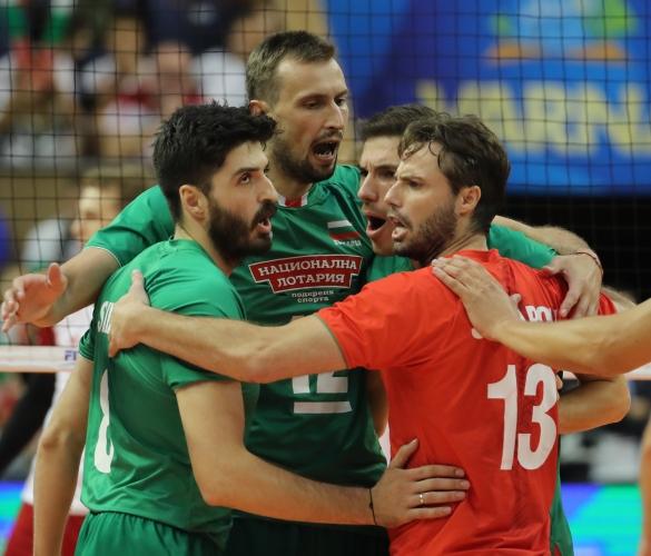 България - Полша 1:3