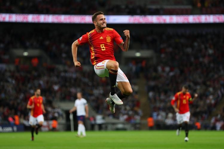 Англия - Испания