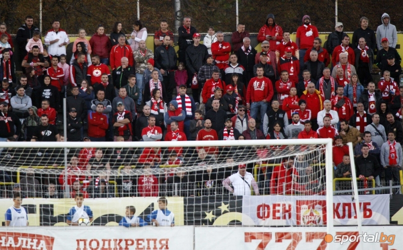 Монтана - ЦСКА-София