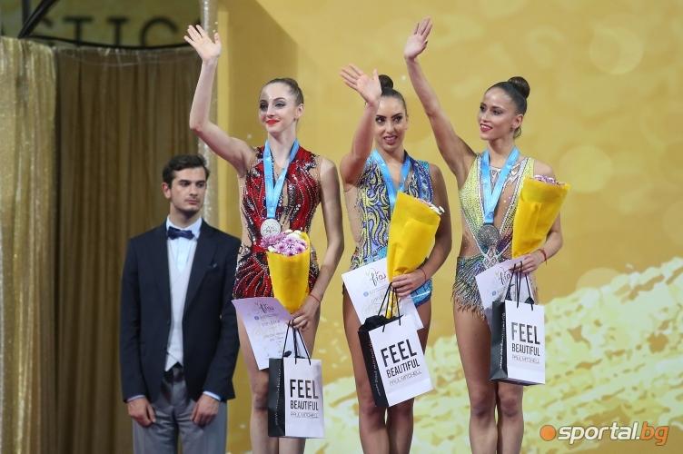 България с медал в отборното класиране, рускините отново първи на лента и бухалки