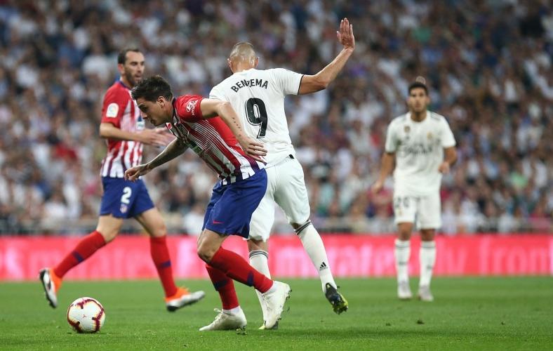 Реал Мадрид - Атлетико Мадрид