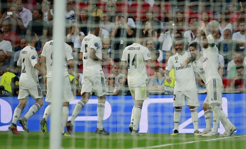 Реал Мадрид - Рома