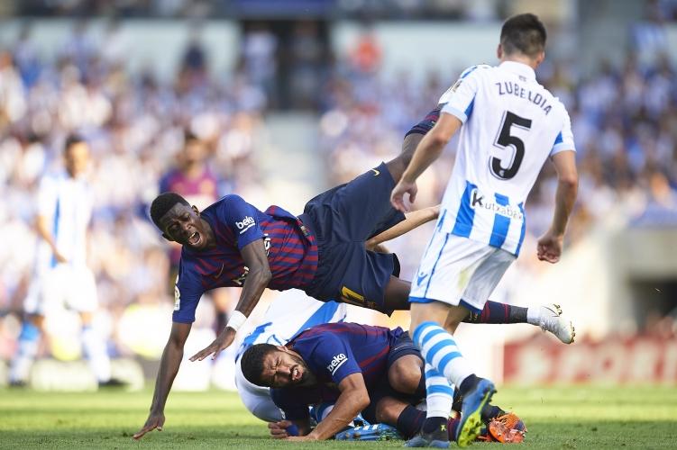 Реал Сосиедад - Барселона 1:2