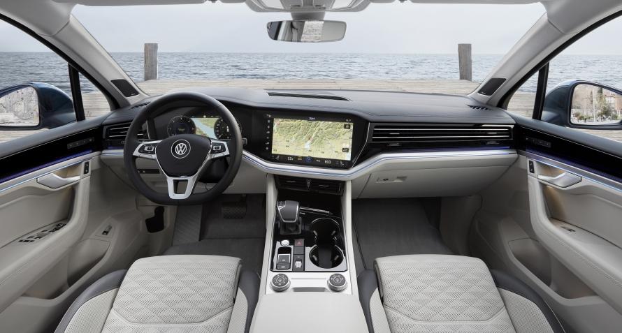 Новия Touareg – диамантът в короната на Volkswagen