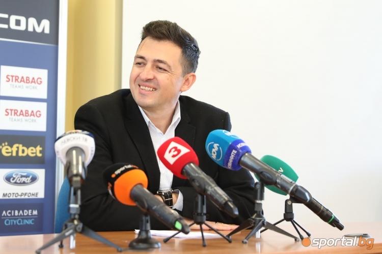 Аджъбадем и Левски подписаха нов договор