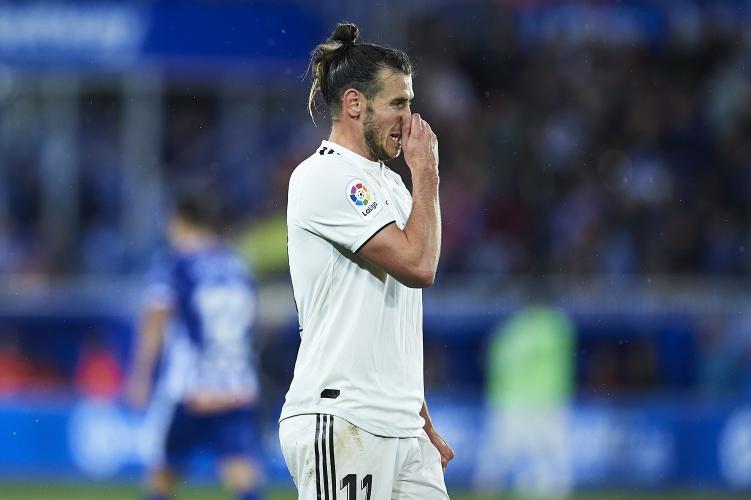 Алавес - Реал Мадрид 1:0