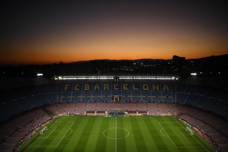 Барселона - Интер