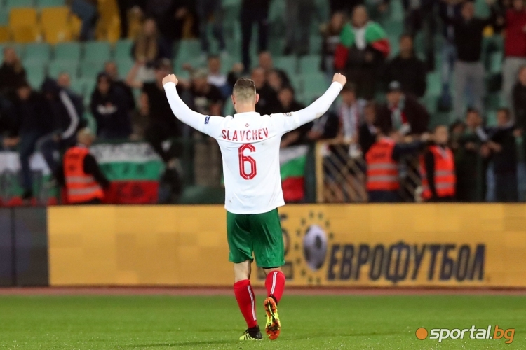 България - Кипър 2:1