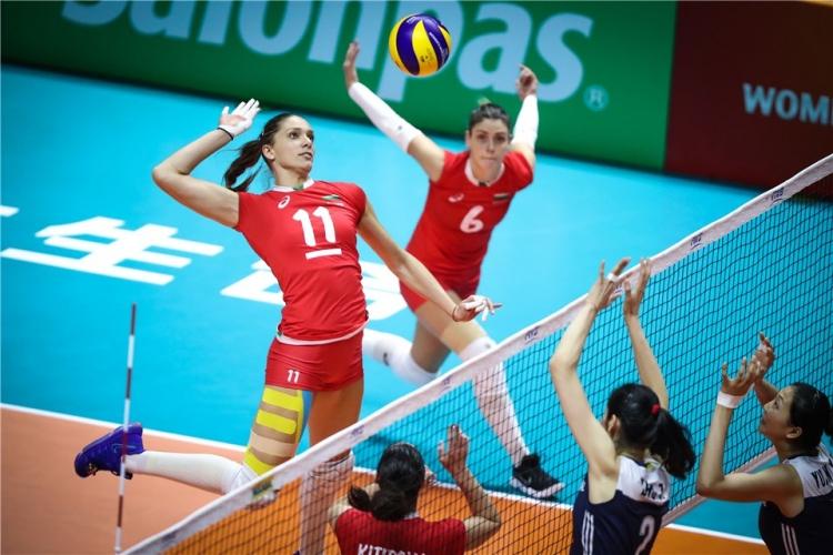 България - Китай 1:3