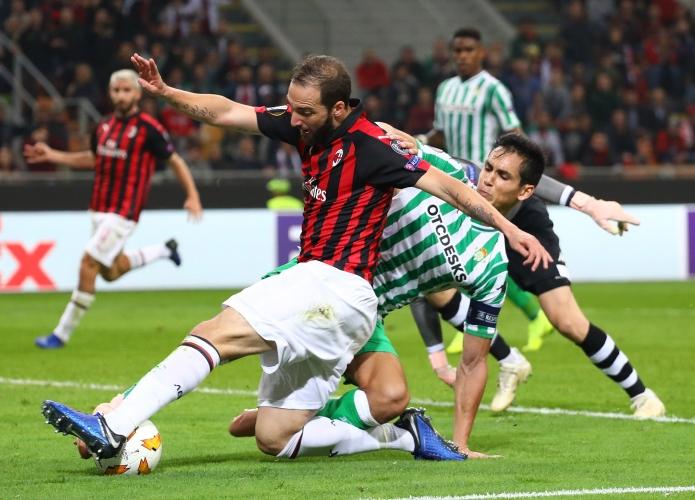 Милан на колене пред Бетис