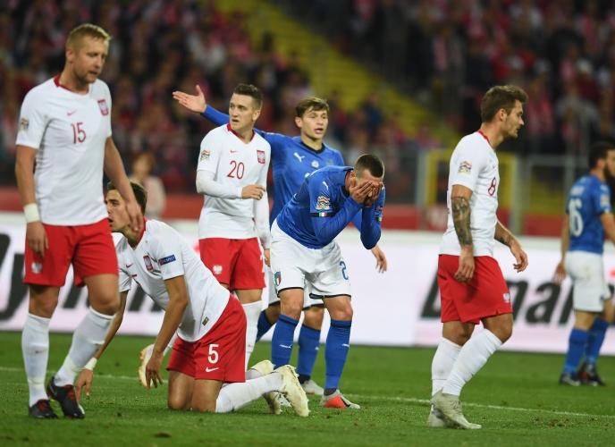 Полша - Италия