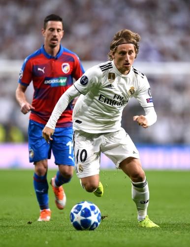 Реал Мадрид - Виктория Пилзен