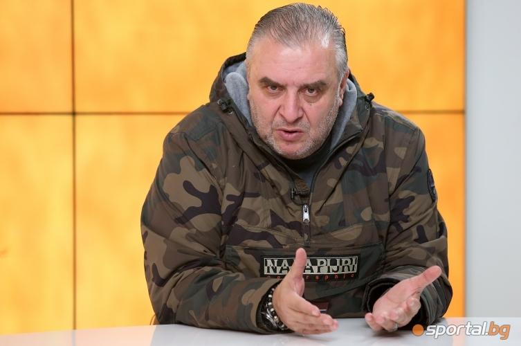 """Димитър Ангелов - Дучето гост на """"От дузпа в тъч"""""""