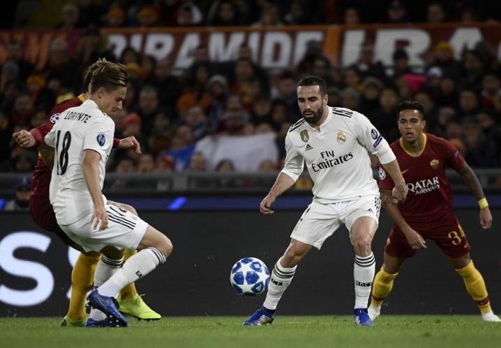 Рома - Реал Мадрид