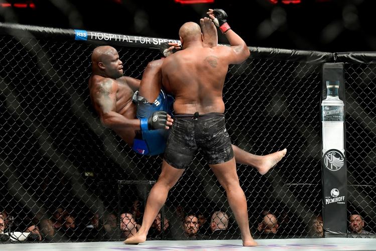 UFC230: Даниъл Кормие – Дерик Люис