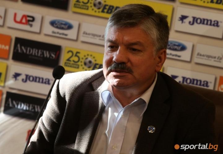 Дисциплинарната комисия привиква Георги Петков и Кирил Десподов