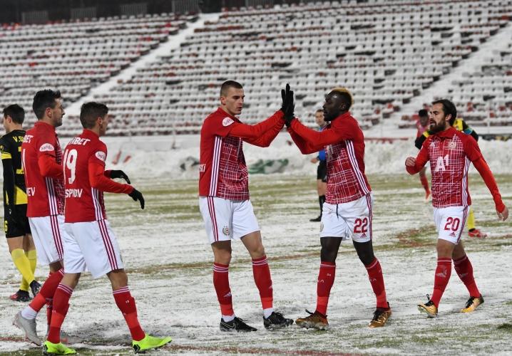 ЦСКА-София - Ботев (Пловдив)