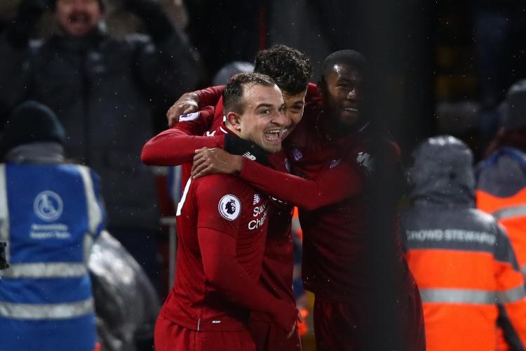 Ливърпул - Манчестър Юнайтед 3:1
