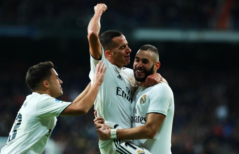 Реал Мадрид - Валенсия 2:0