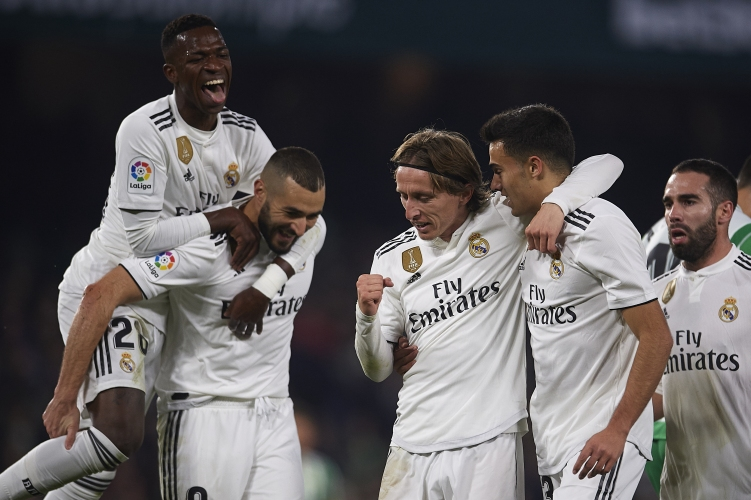 Бетис - Реал Мадрид