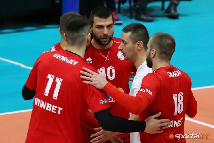 1/4-финал №2: ЦСКА - Нефтохимик 2:3