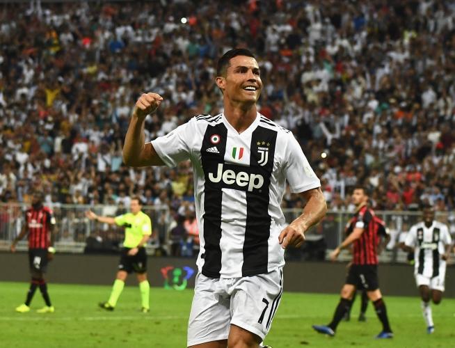 Кристиано Роналдо донесе на Ювентус рекордна Суперкупа на Италия