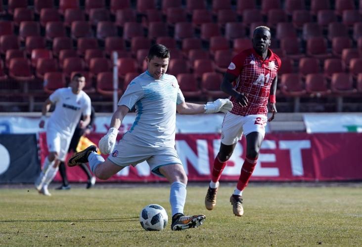 ЦСКА - Етър 0:1