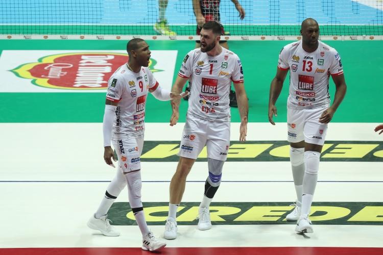 Финал за Купата на Италия: Перуджа - Лубе 3:2