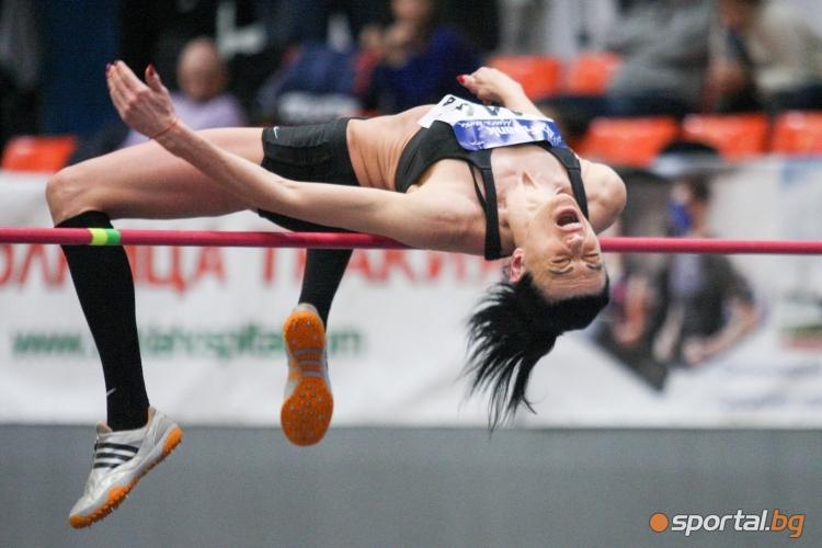 Държавно първенство по лека атлетика за мъже и жени - втори ден