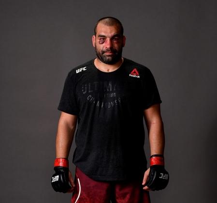 Благой Иванов - Багата спечели първата си битка в UFC