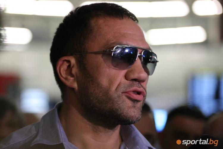 Кубрат Пулев се прибра от Америка