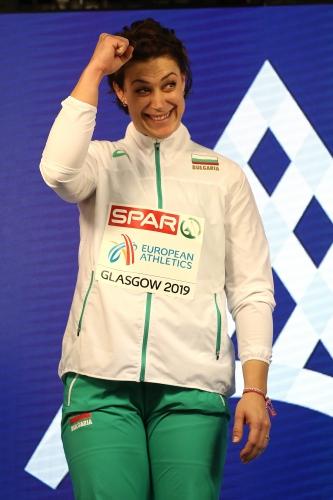 Страхотна Радослава Мавродиева спечели европейската титла на гюле
