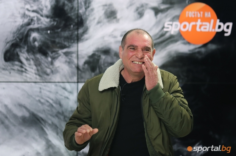 "Серафим Тодоров е ""Гостът на Sportal.bg"""