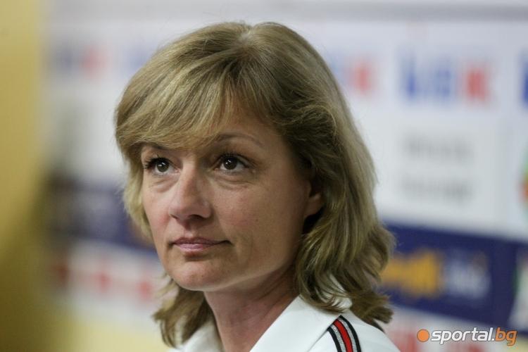 Европейската шампионка Радослава Мавродиева получава награда за пробив в световния спорт