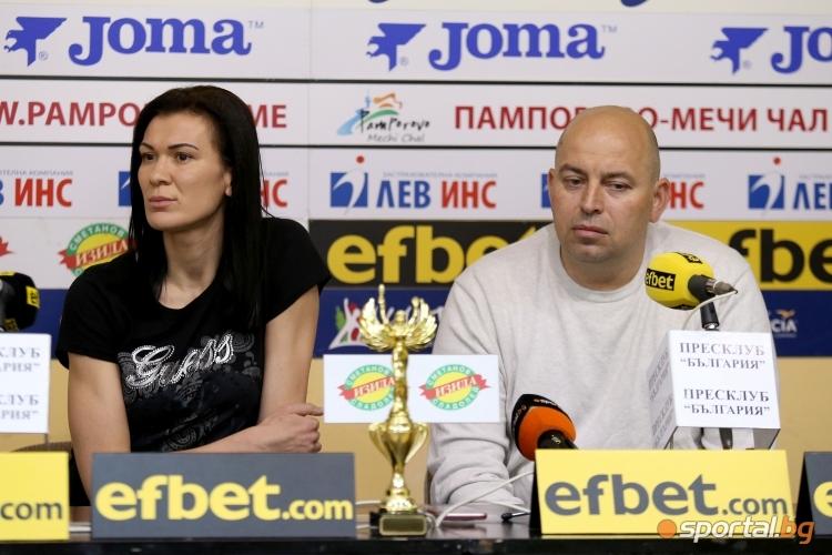 Стефан Михайлов, Димана Макариева