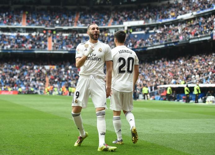 Реал Мадрид - Атлетик Билбао