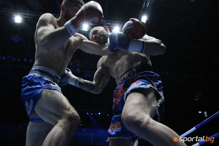 Професионална бойна гала вечер SENSHI