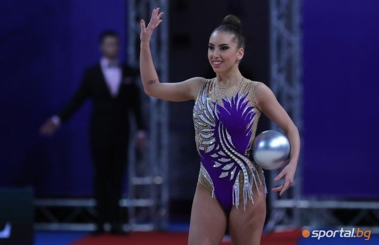 Катрин Тасева - финал - топка