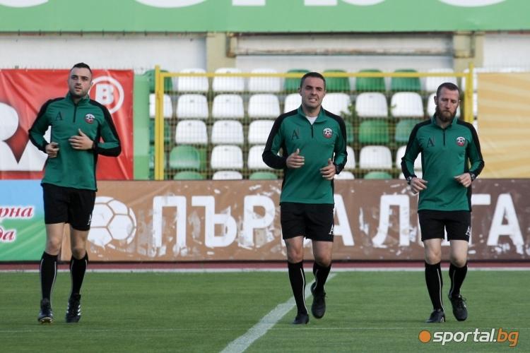 Никола Попов, Иво Колев, Петър Митрев